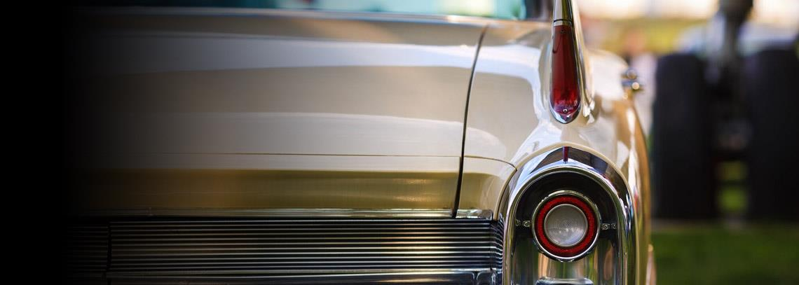 Enthusiast motor insurance vintage car